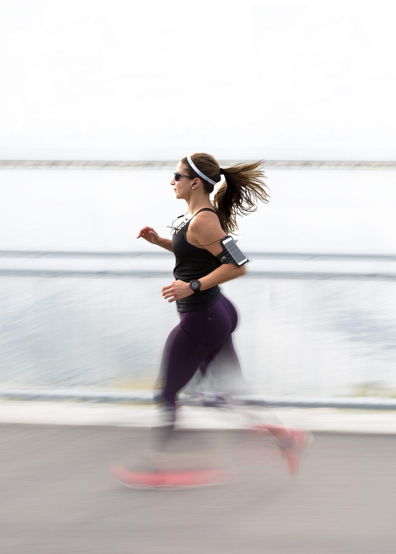 Macht Laufen Spaß?