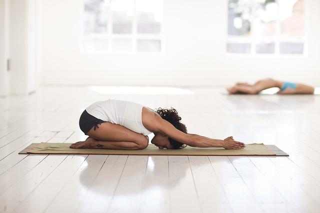 Das kann Yoga